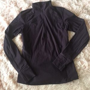 Plum purple lulu lemon top